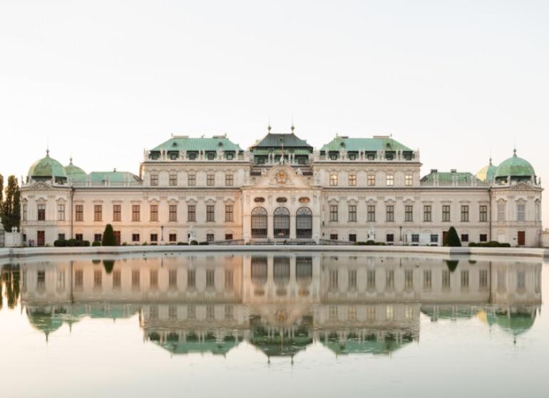 Palacio del Belvedere © Lukas Schaller