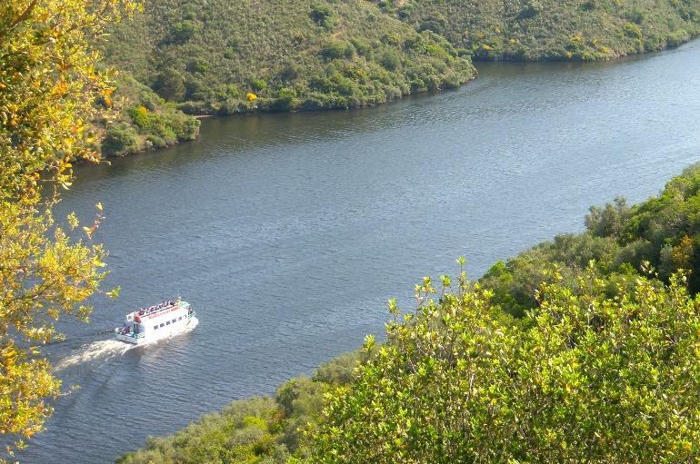 Parque Natural del Tajo Internacional © Turismo de Extremadura