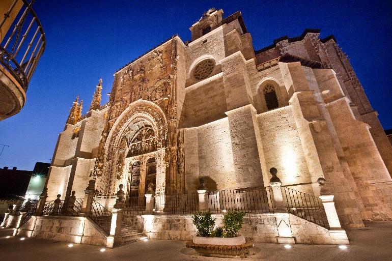 Iglesia de Santa María de Aranda de Duero
