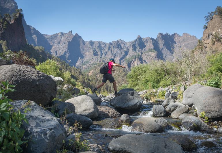 Parque Nacional de la Caldera de Taburiente © Javier Camacho