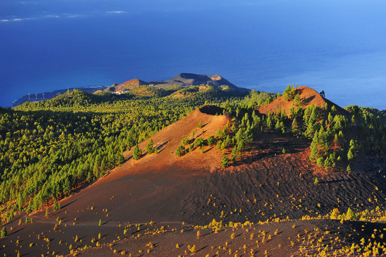 Volcanes de La Palma © Saúl Santos