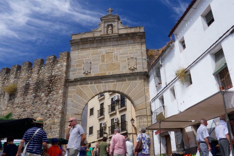 Martes mayor de Plasencia © Turismo de Extremadura