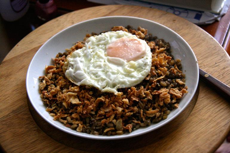 La Mujaddara es un plato que se menciona en la Biblia