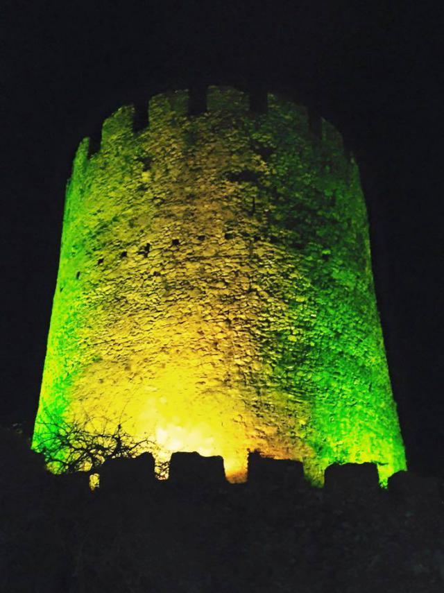 Torreón medieval de Llanes