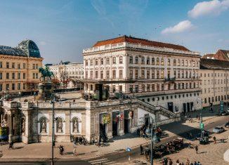 imagen Visitar los museos de Viena…