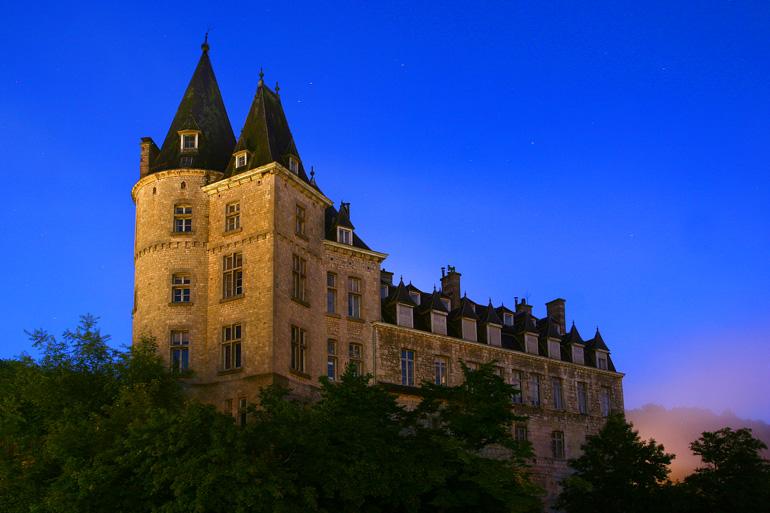 Castillo de Durbuy