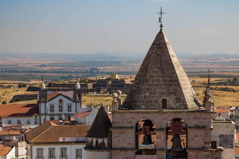Elvas está catalogado desde 2012 como Patrimonio de la Humanidad por la UNESCO.