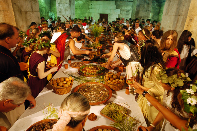 La gastronomía de Croacia es una de las más apreciadas del Mediterráneo