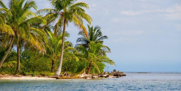 imagen Guna Yala, en el caribe…