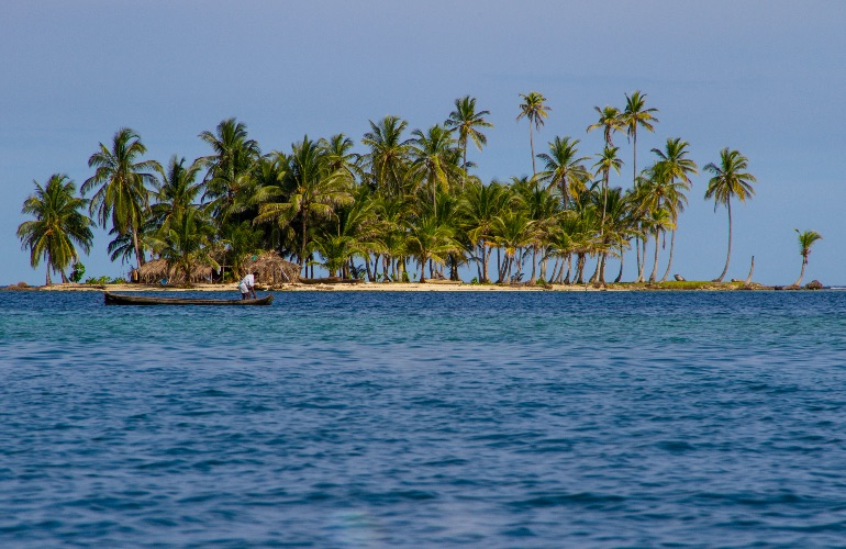 Guna Yala es un archipiélago panameño muy exótico