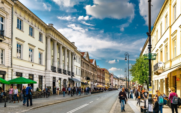Nowy-Świat ©Oficina de Turismo de Polonia