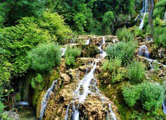 imagen Verano en Burgos entre cascadas…