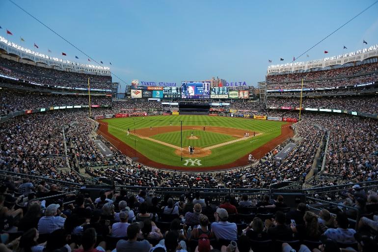 Los Yankees son un símbolo de la ciudad de Nueva York