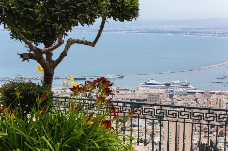 Bahía de Haifa desde el Monte Carmelo © Itamar Grinberg