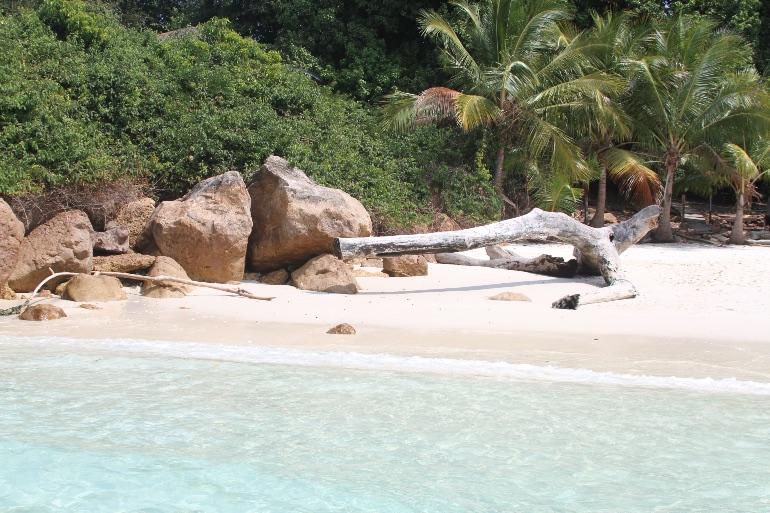 Isla Iguana © Visit Centroamerica