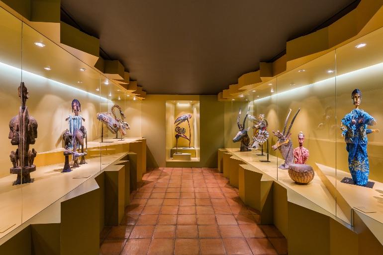 Museo de las Marionetas Andre Breton