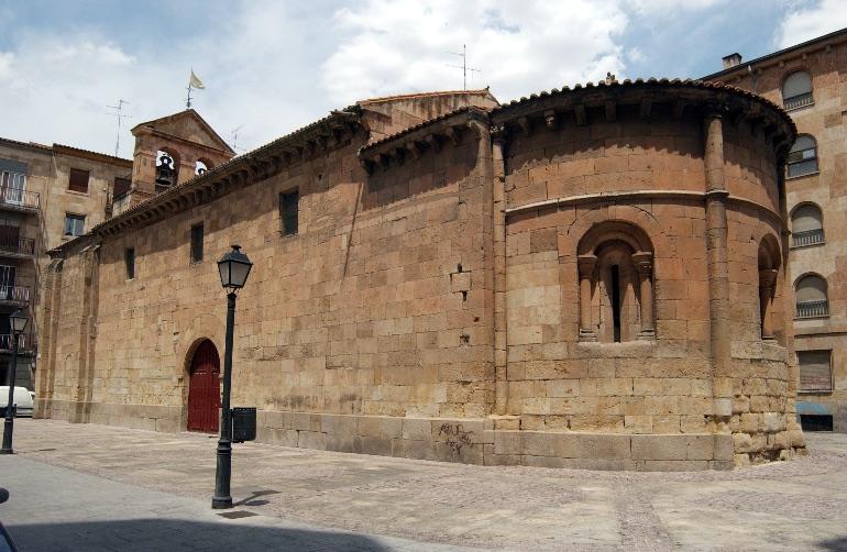Iglesia de San Juan Bautista de Barbalos © David Arranz