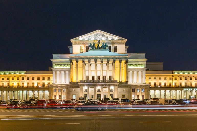Teatro Nacional de Varsovia @ Filip Kwiatkowski