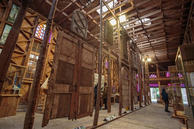 Museo de las iglesias de Chiloé