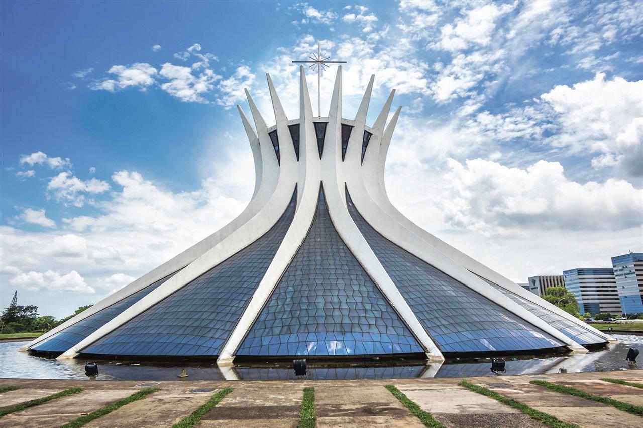Brasilia es una ciudad relativamente joven