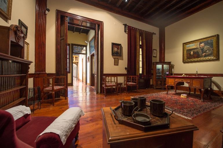 Casa Museo Pérez Galdós en Las Palmas de Gran Canaria