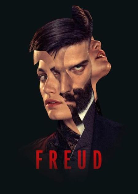 Cartel de la serie Freud en Netflix