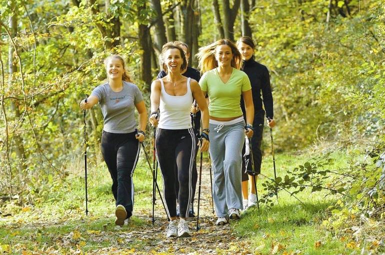 La República Checa es un país perfecto para la práctica del Nordic Walking