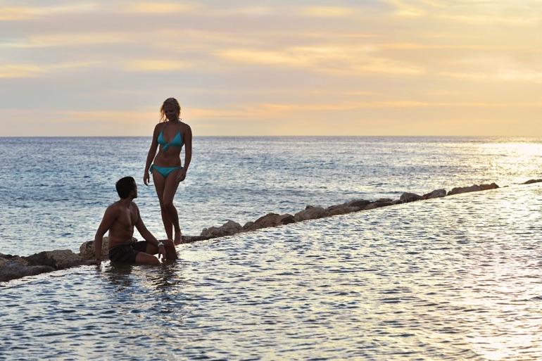 Las playas de Curaçao son unos de los máximos atractivos de la isla