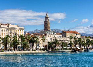 imagen Split y su palacio diocleciano