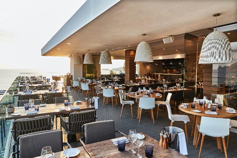 Restaurante The View del 7Pines Kempinski Ibiza