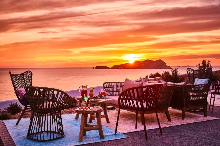 Cone Club del 7Pines Kempinski Ibiza