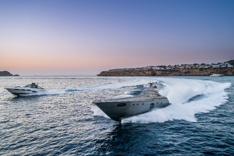 El hotel 7Pines Kempinski Ibiza ofrece servicios de yates privados