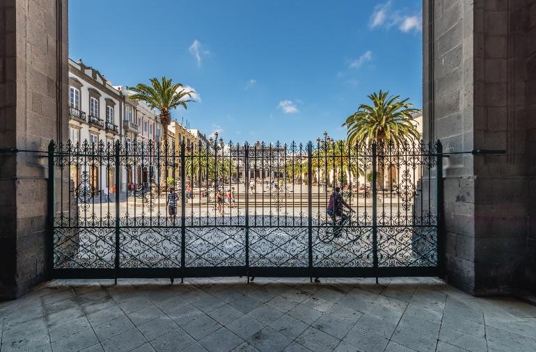 La Vegueta © Turismo Gran Canaria