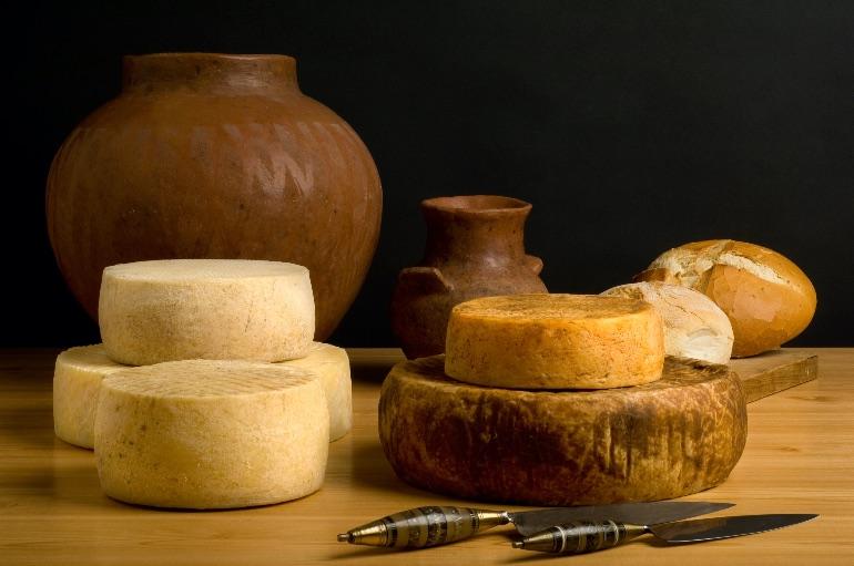 Los quesos de Gran Canaria son auténticas delicatessen © Turismo Gran Canaria