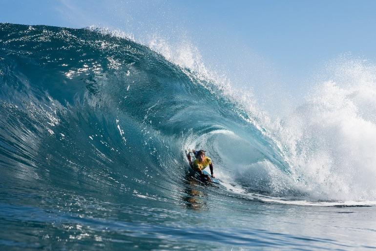 Surf en Gran Canaria © Turismo Gran Canaria