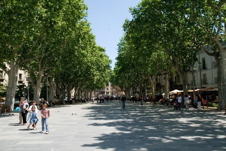 Rambla de Figueres © Iglesies