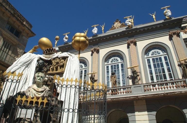 Teatro Museo Dalí © Iglesies