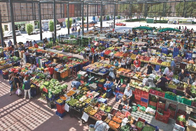 Mercado de Figueres © Iglesies