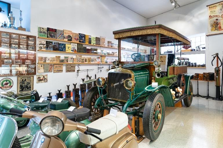 Museo de la Técnica de l'Empordà © Òscar Vall
