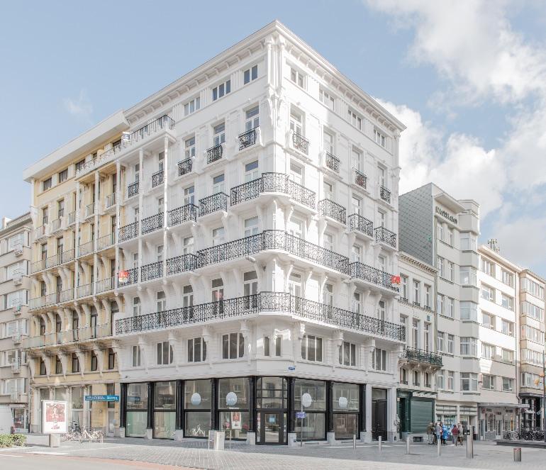 Casa de James Ensor en Ostende
