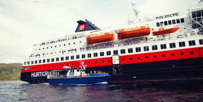 imagen Hurtigruten reactiva 14 buques y…