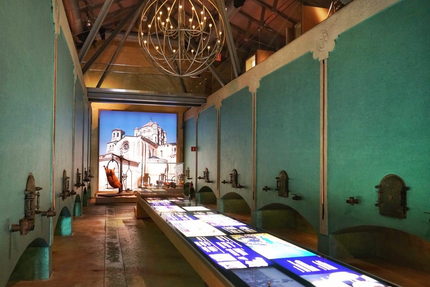Museo del Vino Pagos del Rey en Morales de Toro