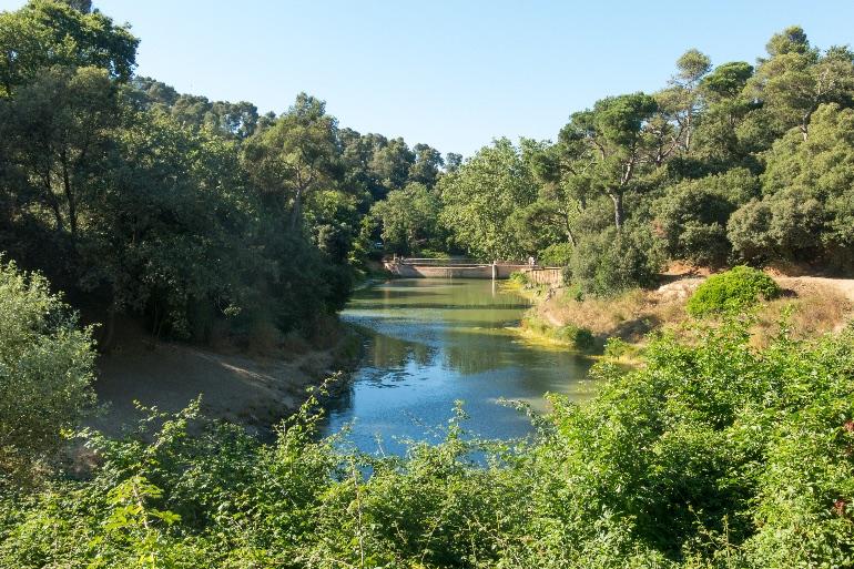 Parque Natural de la Serra de Collserola