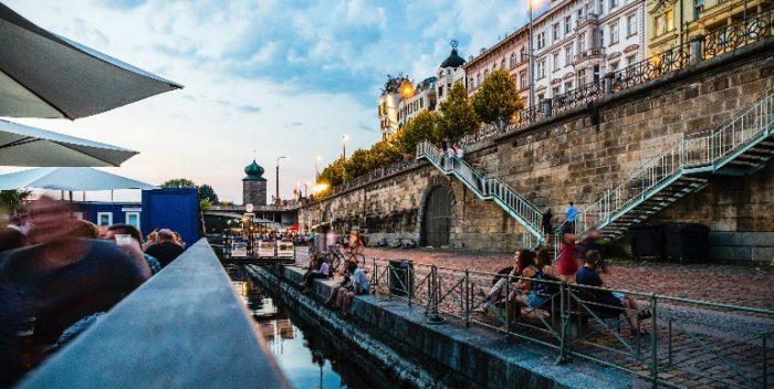 Náplavka © Prague City Tourism