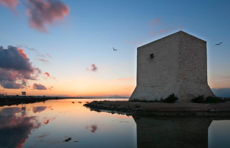 Torre Tamarit de Santa Pola