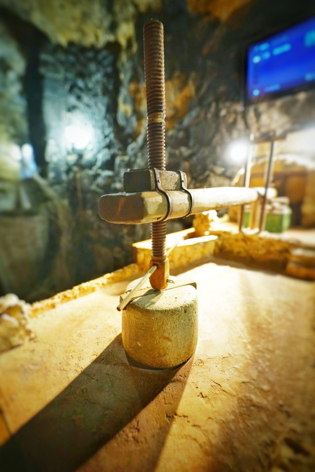 Bodega - Aula de Interpretación (Museo del Vino)