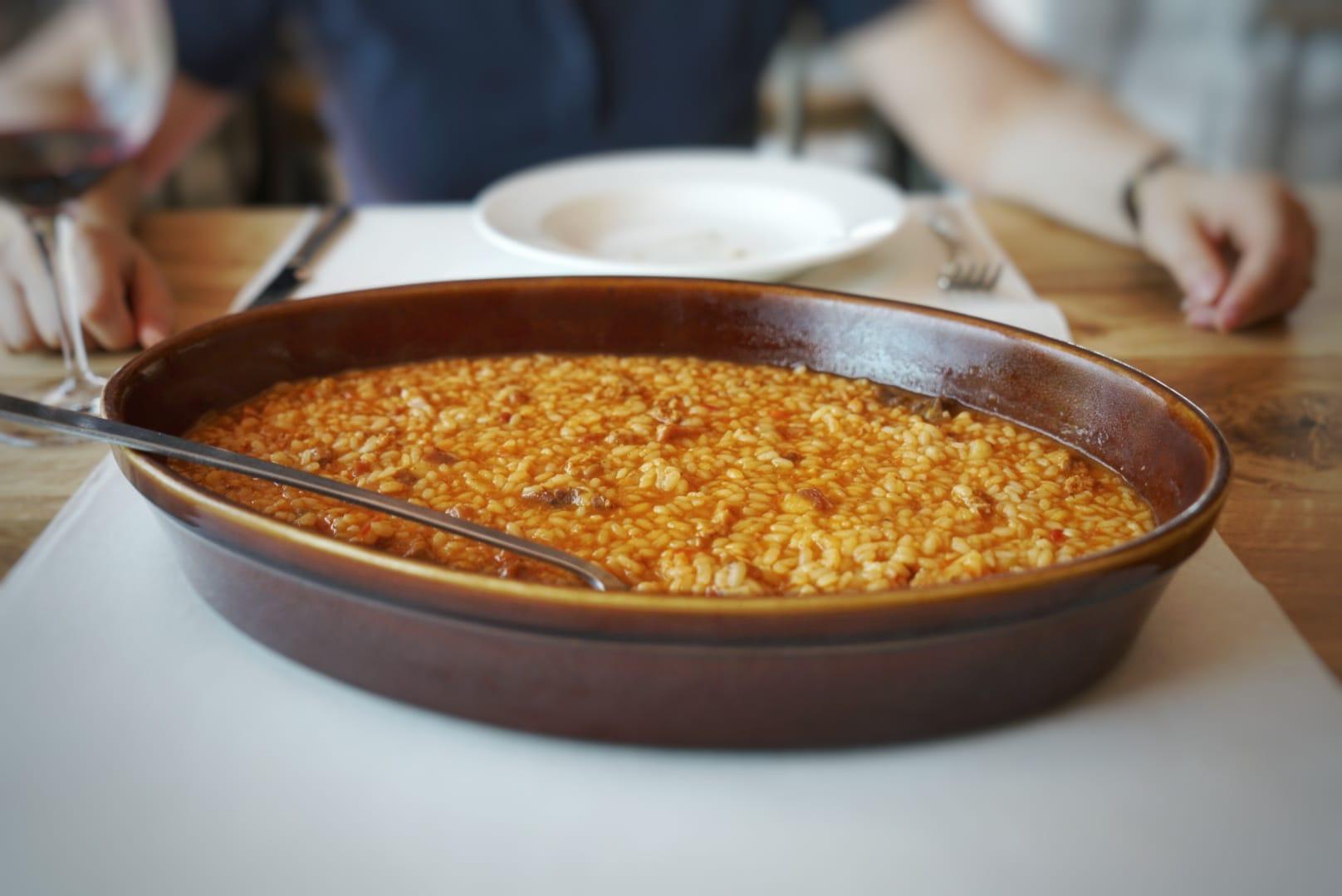 El arroz a la zamorana es uno de los platos más típicos de la provincia castellanoleonesa