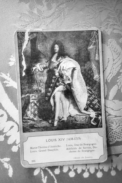 Luis XIV fue uno de los monarcas franceses más conocidos
