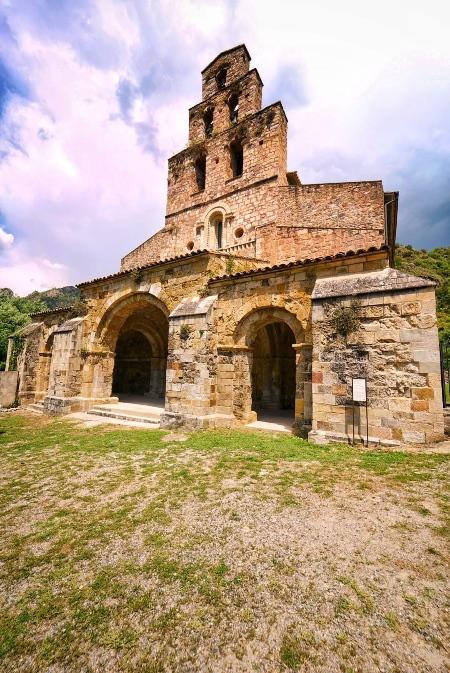 Monasterio de Santa María de Gerri de la Sal