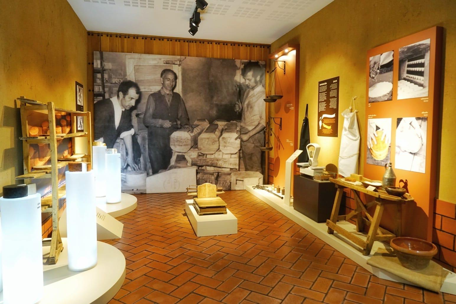 Museo del Queso - Quesos Chillón